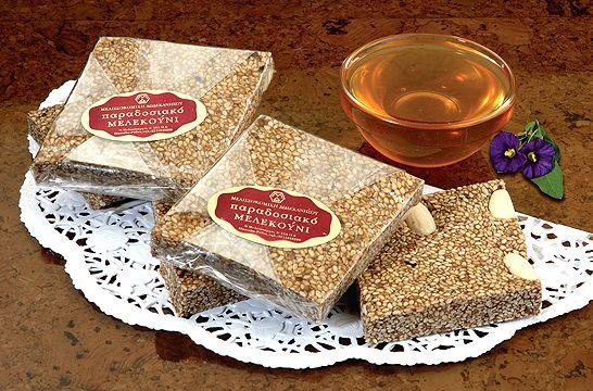Μελεκούνι, το παραδοσιακό energy snack της Ρόδου